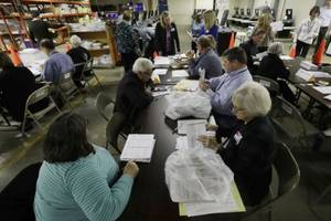 wisconsin recount results: after 4 days, nothing has changed