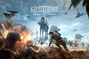'Star Wars: Battlefront' Season Pass buyers get peek at 'Rogue One' DLC