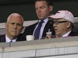 Jets' owner Woody Johnson 'set to become the US ambassador'