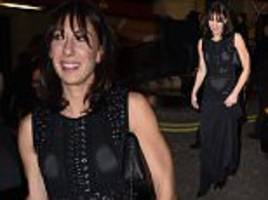 Samantha Cameron puts in chic appearance at the Fashion Awards in London