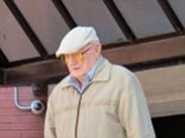 britain's oldest defendant, 101, 'is a monster who sexually abused a young girl leaving her feeling dirty and ashamed for decades'