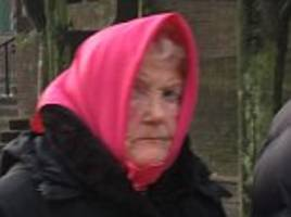 Elderly motorist banned from driving after killing a 92-year old woman while reversing