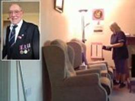 lincolnshire carer caught stealing cash out from 89-year-old war veteran