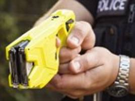 Police poised to get more powerful 'two shot' taser guns with laser sights