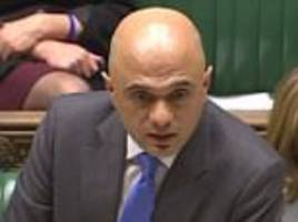sajid javid vows government will tackle problems caused by mass immigration