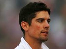 Alastair Cook's future as England captain is in his hands... the fourth Test in Mumbai is a pivotal match in deciding his next move