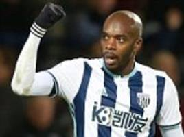 allan nyom apologises to watford fans after celebrating west bromwich albion goal against his former club