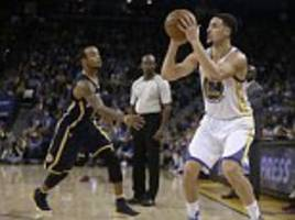 golden state warriors maintain best record in western conference