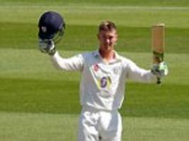 Keaton Jennings insists he feels 'very comfortable and very English' as he prepares for England debut