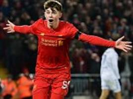 liverpool wonderkid ben woodburn will not allow hype to impact his development, insists robbie fowler