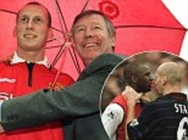Manchester United to welcome back Jaap Stam after FA Cup brings Reading to Old Trafford