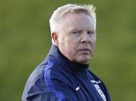 sammy lee leaves role with england as gareth southgate looks to build his own backroom team