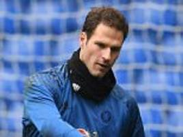 transfer news live: arsenal, chelsea, man utd and liverpool updates as west ham eye keeper asmir begovic