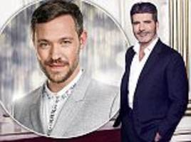 simon cowell takes a swipe at will young as he praises strictly come dancing's ed balls