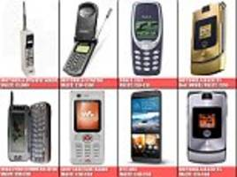 Could you pay for Christmas by selling your old phone: Retro mobile sells for £1k on eBay while iPhones go for £500
