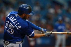 colabello elects free agency, ending time with blue jays
