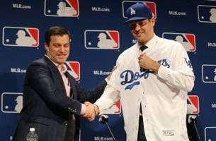 dodgers re-sign rich hill, reactions, and more on winter meetings