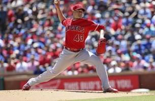 who will be the los angeles angels 5th starter?
