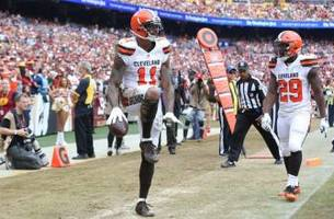 cleveland browns: terrelle pryor key to team's first victory