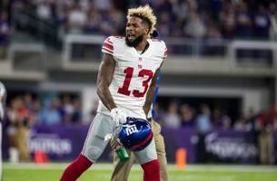 eli manning offers odell beckham jr. advice on how to deal with the refs