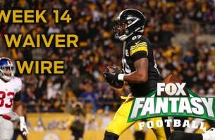 fantasy football: week 14 top waiver wire targets