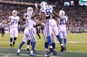 Indianapolis Colts dominate New York Jets, 41-10