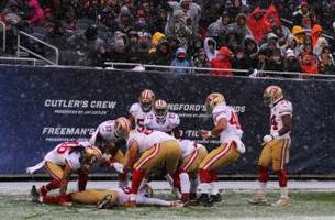 lack of discipline in week 13 shows how bad the 49ers truly are