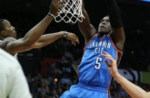 OKC Thunder and Russell Westbrook Make it Six Straight vs. Hawks
