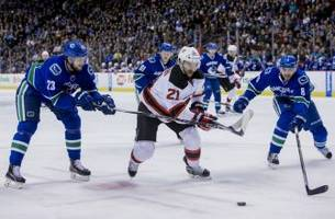 Vancouver Canucks at New Jersey Devils: Preview, Lineups