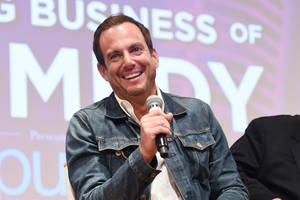 will arnett to star in family comedy 'show dogs'