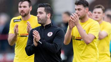 Scottish Cup: Bonnyrigg Rose stun Dumbarton to earn tie with Hibs