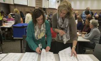 Michigan Republicans File Emergency Motion To Halt Recount As Another Major Snag Emerges