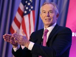 tony blair warns fragile western democracies are in peril