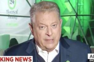 Al Gore: 'I Felt Good' About Trump Meeting, Ivanka Is 'Very Committed' on Climate Policy