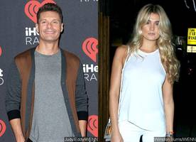 Back on? Ryan Seacrest Spotted on Romantic Bike Ride With Ex Shayna Taylor in Venice