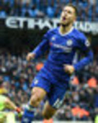 chelsea paid eden hazard this staggering bonus for winning the 2015 player of the year