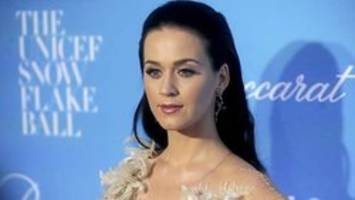 Katy Perry tops serial celebrity dater list