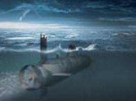 Vladimir Putin's underwater 'robot' can imitate submarines and carry out spying