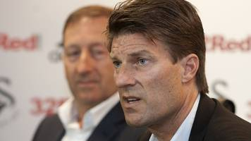 laudrup denies profiting from swansea transfers