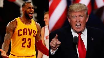 some cleveland cavaliers players might boycott the trump hotel