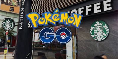 Pokemon Go leak hints at massive Starbucks partnership and possibly a new creature
