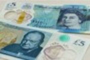 the hidden sign which could make your £5 note worth...