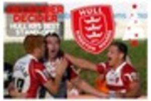 december decider: who is your favourite hull kr stand-off?