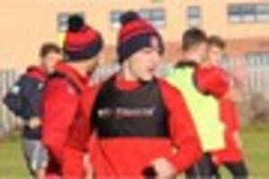 hull kr starlet liam harris almost quit the sport this year