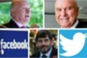 Community leaders in hot water over social media comments