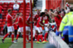 'the magic of the fa cup ' - nottingham forest fans react to...