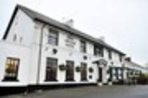 Fire breaks out at King Arthur Hotel in Gower
