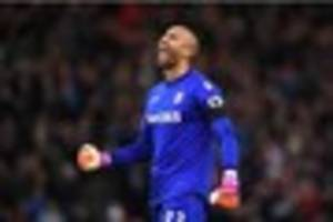 Lee Grant set to break new Premier League record for Stoke City...