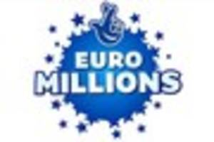 EUROMILLIONS RESULTS: Winning numbers for tonight, Tuesday,...