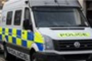 Firearms officers track down stolen van in Medway